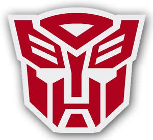 Sticker Transformer Autobot T001 autobot decal sticker transformers optimus prime ebay