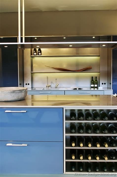 Modern Blue Kitchen Cabinets by Modern Blue Kitchen Cabinets Pictures Design Ideas