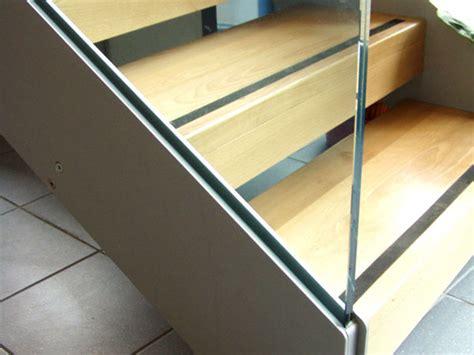 materiali per scale interne materiali per scale interne scala in vetro e legno with