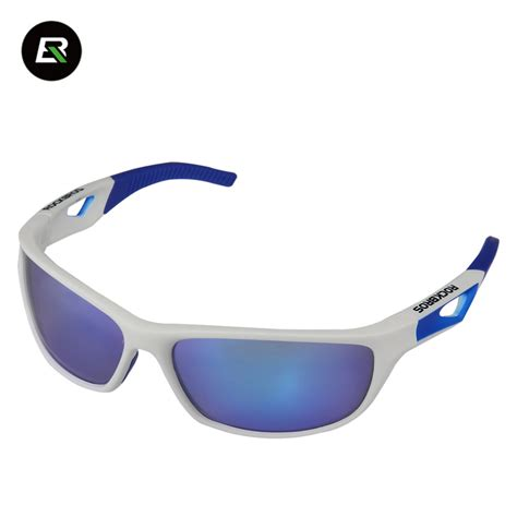rockbros frameless snowboard goggles real lens skiing
