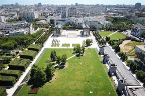 Parc Citroen by Parco Andr 233 Citro 235 N Un Parco A Parigi Di 35 Ettari