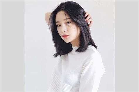 gaya rambut pendek wanita korea  cahunitcom