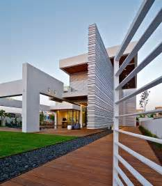 modern villa design modern luxury villas designed by gal marom architects