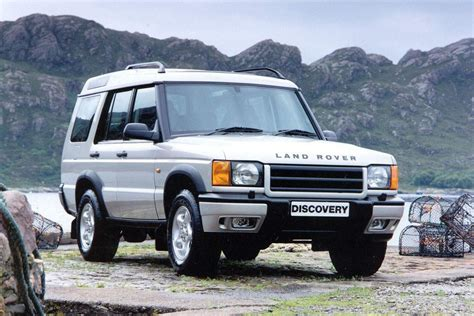 quot living with larry quot my land rover discovery 1 300tdi and