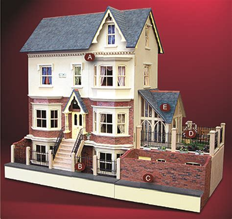 sid cooke dolls house sid cooke silver jubilee dolls house
