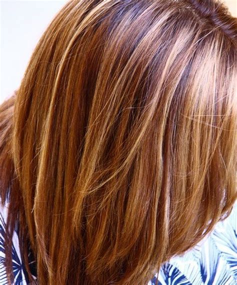 medium brown hair with high and low lights trend brown hair with blonde highlights lowlights