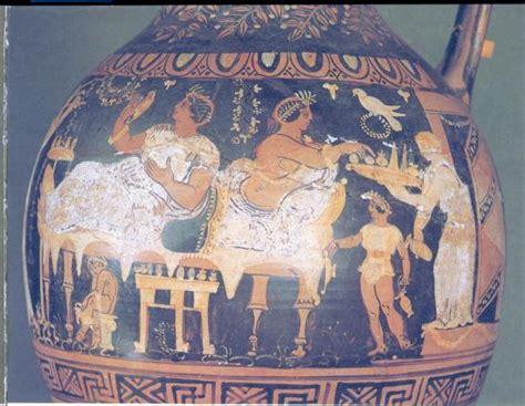 alimentazione antica grecia l arte di apparecchiare la tavola storia dei riti e delle