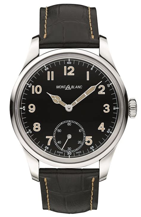 luxury montblanc 1858 limited collection review
