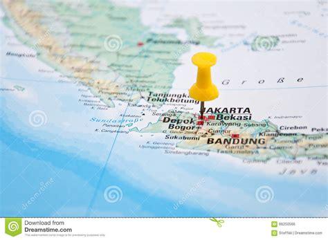 java map indonesia royalty  stock photo