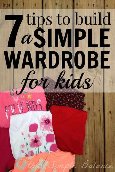 7 Tips For Creating A Capsule Wardrobe by 7 Tips To Build A Capsule Wardrobe For On A Budget