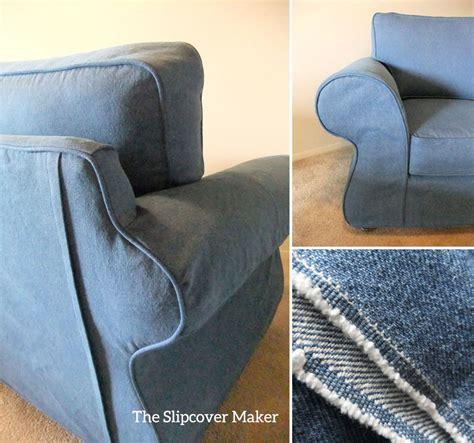 denim slipcovers armchair slipcovers the slipcover maker page 3