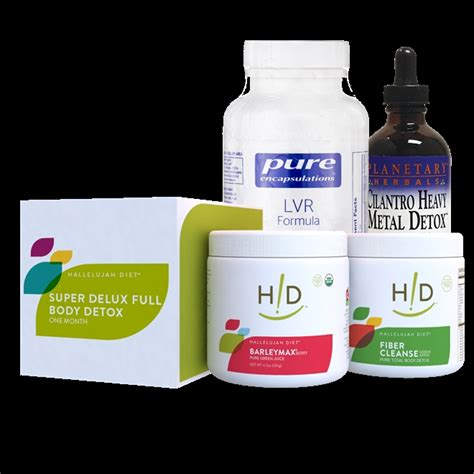 Detox Kit Academy by The Benefits Of The Delux Detox Kit