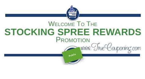The Weekly Spree by Last Day Publix Spree Rewards Must Out