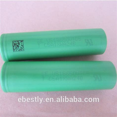 Baterai Sony Vtc5 18650 2600mah 30a Authentic in stock 100 authentic 30a discharge vtc5 18650 battery