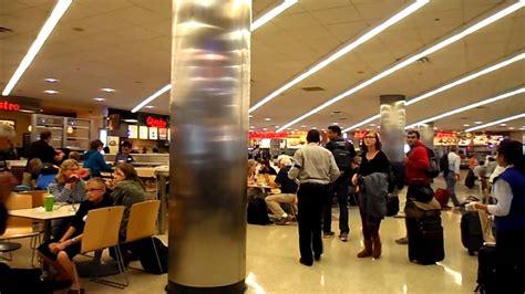 Atlanta Courts Search Atlanta Airport Concourse E Food Court
