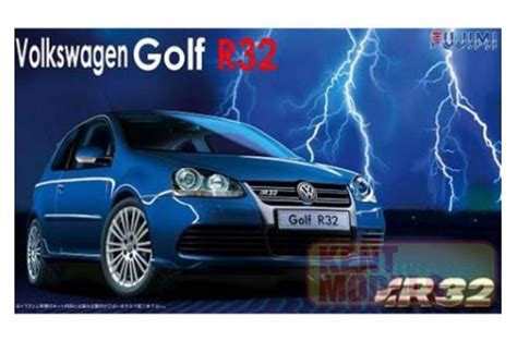 1 24 scale volkswagen golf r32 model kit kent models