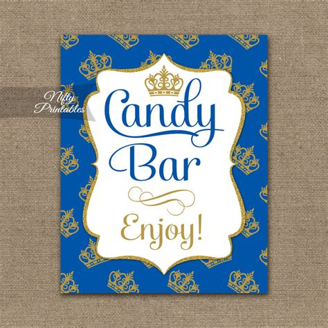 Baby Shower Buffet Sign by Buffet Sign Royal Baby Shower Nifty Printables