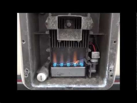 carver cascade 2 water heater in an autosleeper duetto