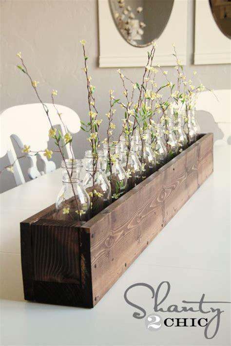 Cheap Planter Box Ideas by 25 Best Ideas About Wooden Box Centerpiece On Wooden Centerpieces Planter Box