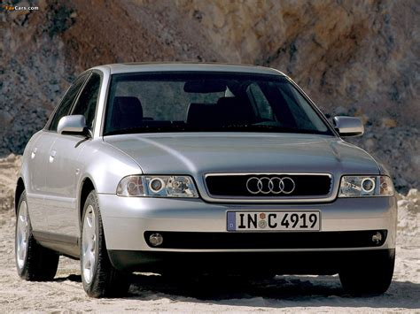 Audi A4 8d by 2000 Audi A4 8d B5 Pictures Information And Specs