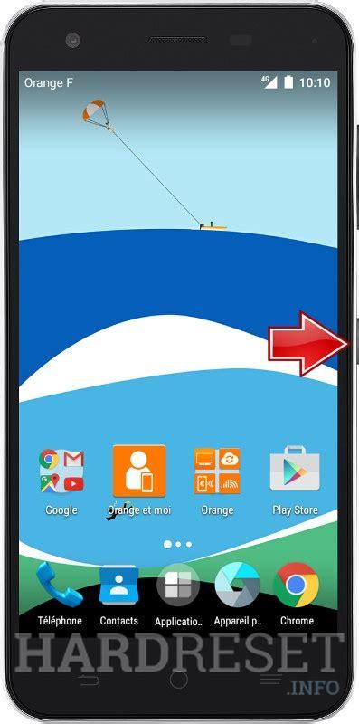 orange dive orange dive 71 how to reset my phone hardreset info