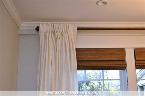 listers curtains breakfast room kitchen four random updates