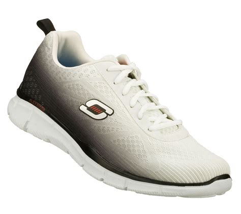 Sepatu Skechers Sport Memory Foam mens skechers equalizer memory foam master lightweight sports running trainers ebay