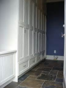 Mudroom Floor Ideas by Mudroom Lockers Barndominiums Pinterest