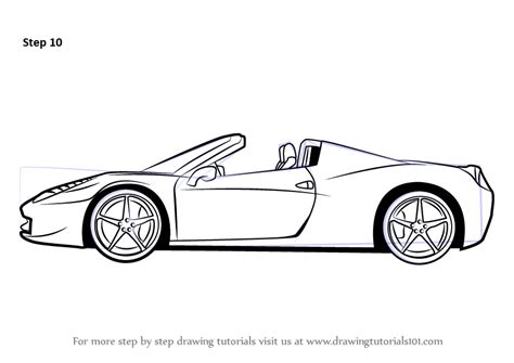 sports car drawing sports cars drawings www pixshark com images galleries