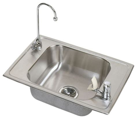 elkay classroom sink package primary bowl
