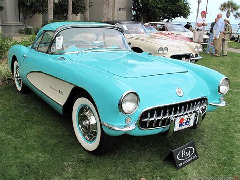 1957 chevrolet corvette chevrolet supercars net