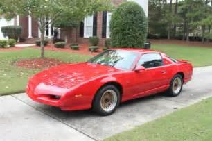 1991 Pontiac Trans Am Gta 1991 Pontiac Trans Am Gta Ws 6 For Sale Photos