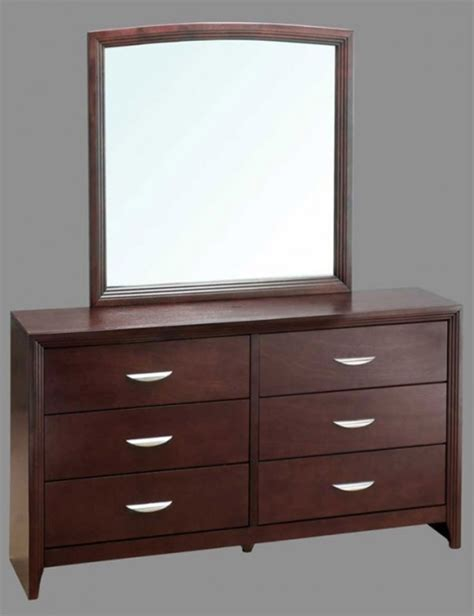 Pictures Of Modern And Contemporary Drawer Double Dressers Bedroom Dresser Mirror
