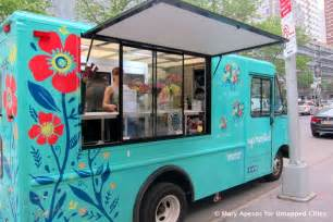 Flowers Delivery London - the uprooted flower truck nyc s first florist on wheels