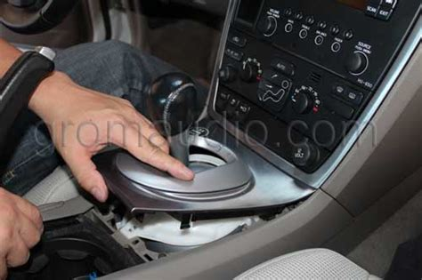 volvo   hu car stereo removal guide  bluetooth hands