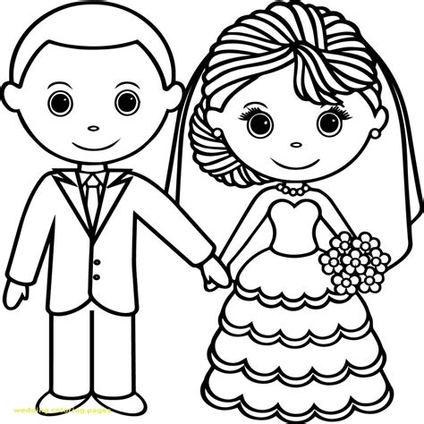 wedding coloring pages free wedding coloring pages at getcolorings free