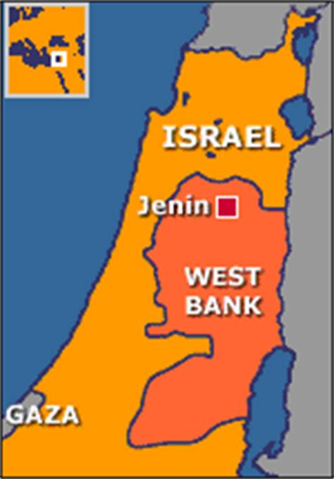 east west bank check verification news middle east eyewitness inside jenin