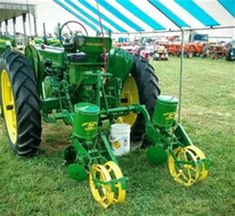 Deere Planter History by 1000 Images About Antique Equipment On