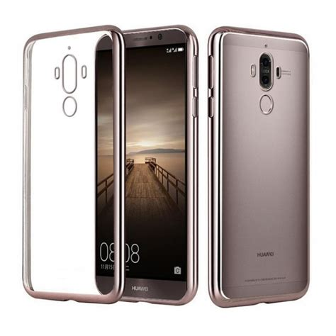 Silicon Casing Softcase 3d Huawei Mate 9 1 huawei mate 9 silicone clear parallel imported