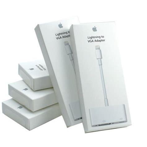 Apple Lightning To Vga Adaptor lightning to vga adapter