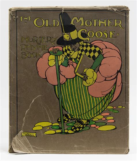 Mother Goose Nursery Rhyme Books by The Old Mother Goose Nursery Rhyme Book Mother Goose