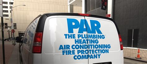 Par Plumbing by Par Plumbing Branches Out With A For All Percepted