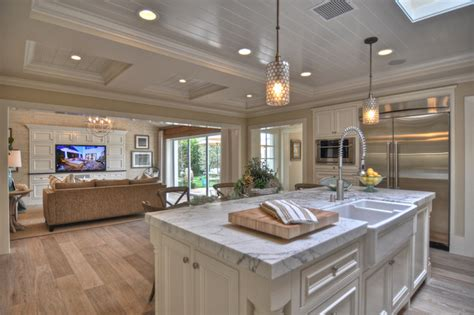 Oc Kitchen And Flooring by Dolphin Terrace Traditional Kitchen Orange County