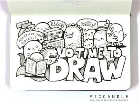 foto doodle yang mudah koleksi gambar doodle name