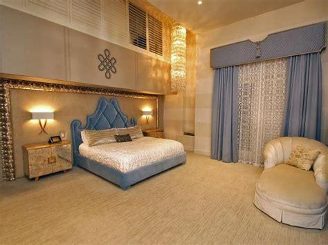 beautiful blue bedrooms romantic luxury master bedroom photo page hgtv
