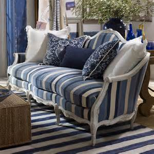 Blue And White Sofa Blue And White Striped Sofa Blue White Striped Sofa Dolls