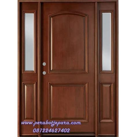 Pintu Panel Jati jual pintu rumah minimalis murah terbaru perabot jepara perabot jati toko perabot jepara