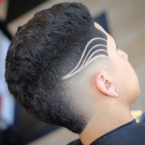 pattern line hairstyle 35 marvelous line up haircuts for men a shapely addition