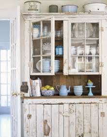 Vintage Kitchen Cabinets by 12 Shabby Chic Kitchen Ideas Decor And Furniture For