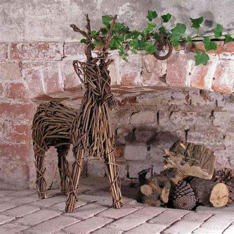 buy wicker reindeer the worm that turned revitalising